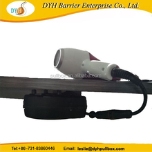 retractable power cord for hair dryer,tangle free 3 wire dryer cord