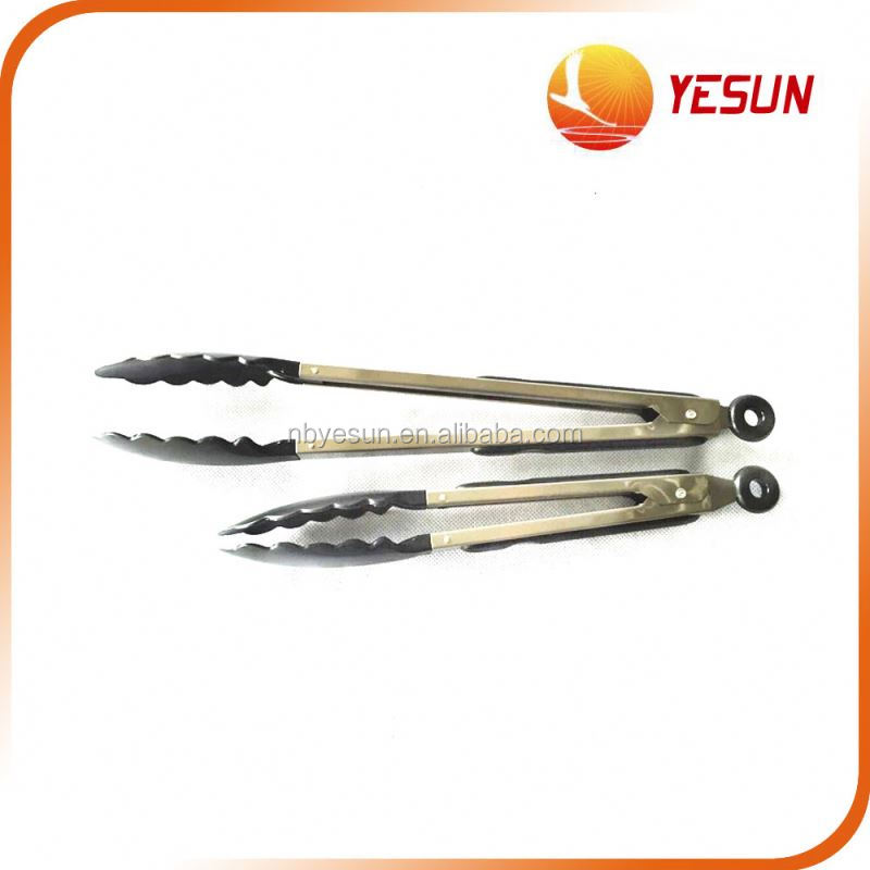 Various models factory directly kitchen cooking food tongs