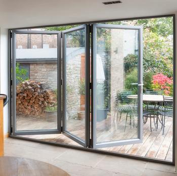 Merveilleux Veranda Front Decorative Bifold Doors
