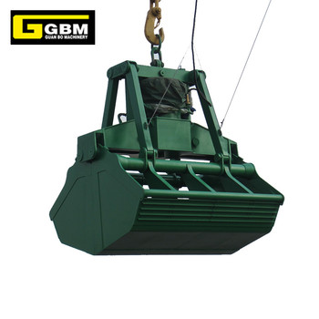 Motor Hydraulic Clamshell Grab, Buy Grab Buckets from