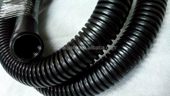 Plastic Corrugated Hose Wire Harness Protection Tube - Buy Corrugated on