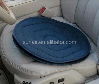 Car Seat Revolving Rotating Elder Cushion 360 Degree Swivel