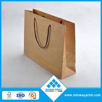 China Supplier Kraft Paper Bags Chennai