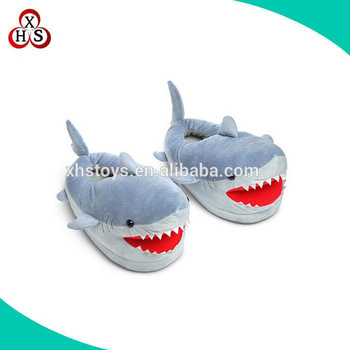 New Design Shark Slippers Crochet Pattern Plush Shark Slippers Buy