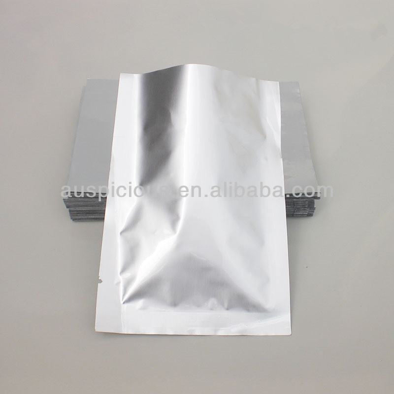 resealable aluminum foil packaging bag for dry fruit