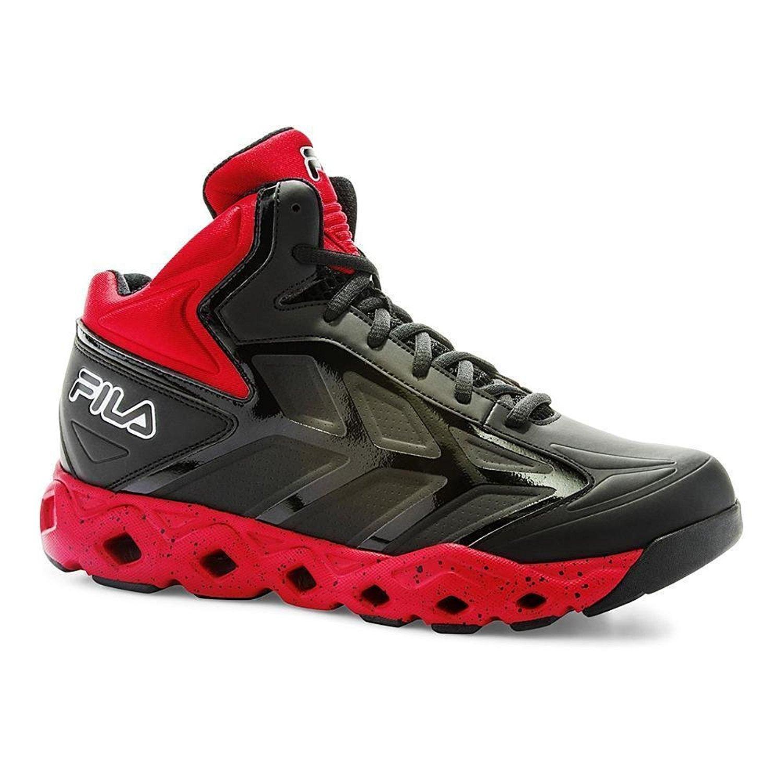 Fila TORRANADO Kids High Top Basketball Sneakers Shoes