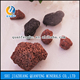 black lava rock for aquarium QF factory