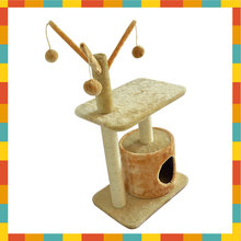 Top Selling Wholesale easy Luxury cat towers for large cats