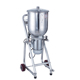 commercial stainless steel crashed ice mixer blender machine