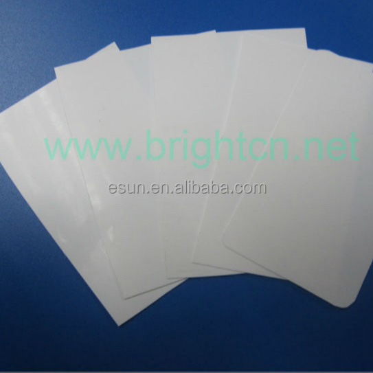 High quality PLA sheet for plastic card