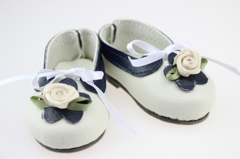 High Quality Leather Beautiful America Girl Doll Reborn Baby Doll Shoes 18 Doll Shoes Doll Accessories
