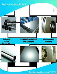 Cold Rolled Long Steel Products , Stainless steel seamless Pipe & Tube , tubos de acero inoxidable