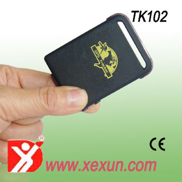 dropship gps locator phone tracking app gps locator tk102-2 professional gps factory from China