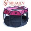 Prefabricated House Tent Lovely Pet Dog Tents Waterproof Autumn Winter Keep Warm Cages Kennel Home