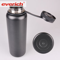 Everich Hot Selling 40 Oz Water Bottle Canteen Keep Water Cool and Warm Double Walled Stainless Steel