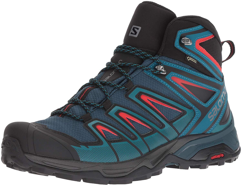 de6144c715ad Buy Salomon Mens X Ultra Mid GTX Trail Hiking Boot in Cheap Price on ...