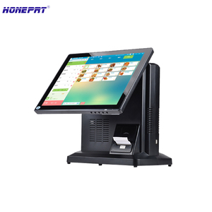 Computer Terminal Hardware Pos Point Of Sale Restaurant All in One Touch Screen Pos System