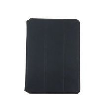 Durable using low price smart cover for ipad mini leather note case