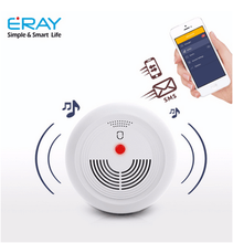 SMS Fire Alarm GSM Smoke and Heat Detector (YG-G06N)