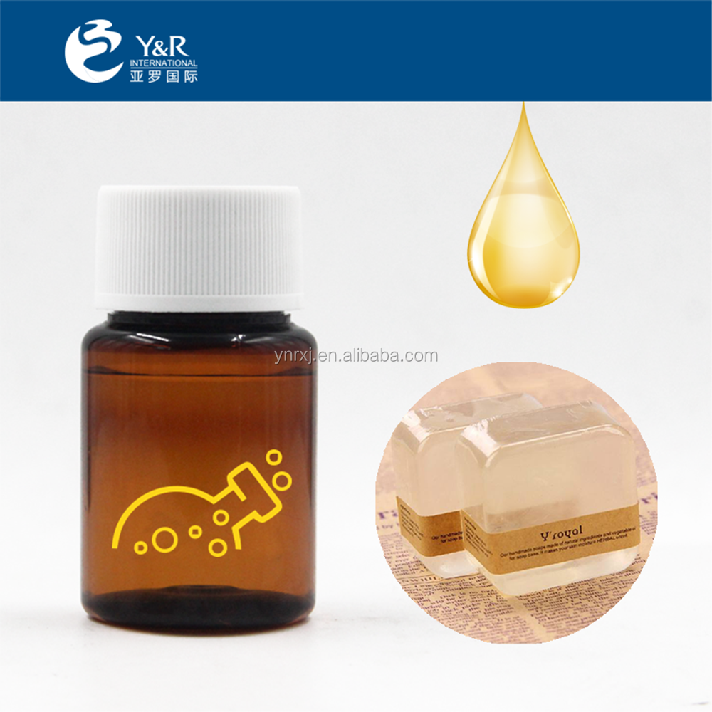 Pure Fragrance Oil for Transparent Fancy Soap