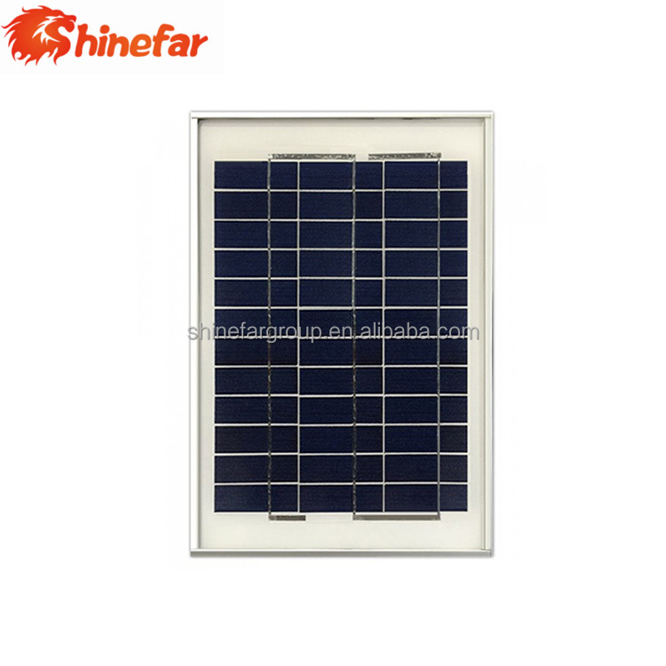 10W quality assurance solid solar power system for hotels