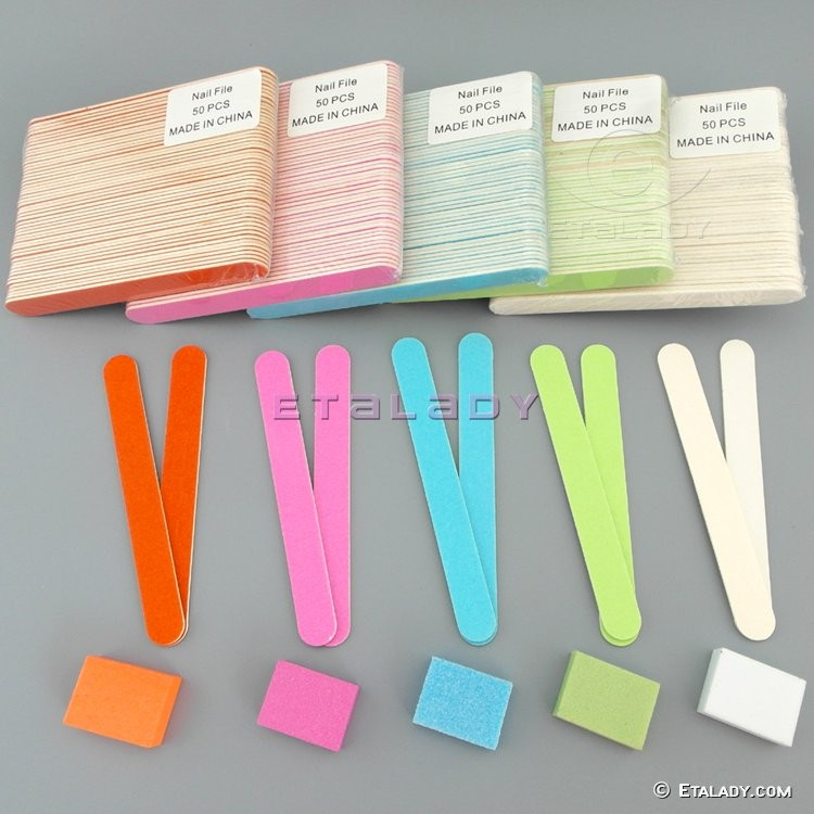 List Manufacturers of Nail File And Buffer Set, Buy Nail File And ...