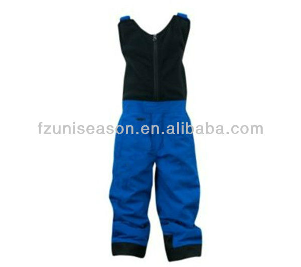 winter kids one piece snow jumpsuits