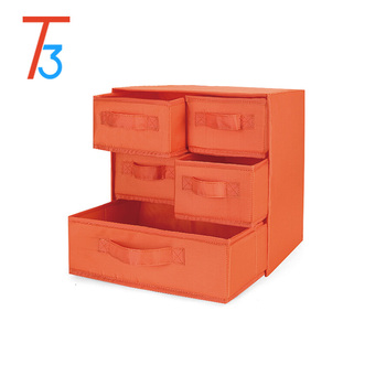 Foldable Drawer Dividers Storage Bo Closet Organizers Under Bed Organizer For Clothing