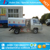 mini hook lift garbage car for sale