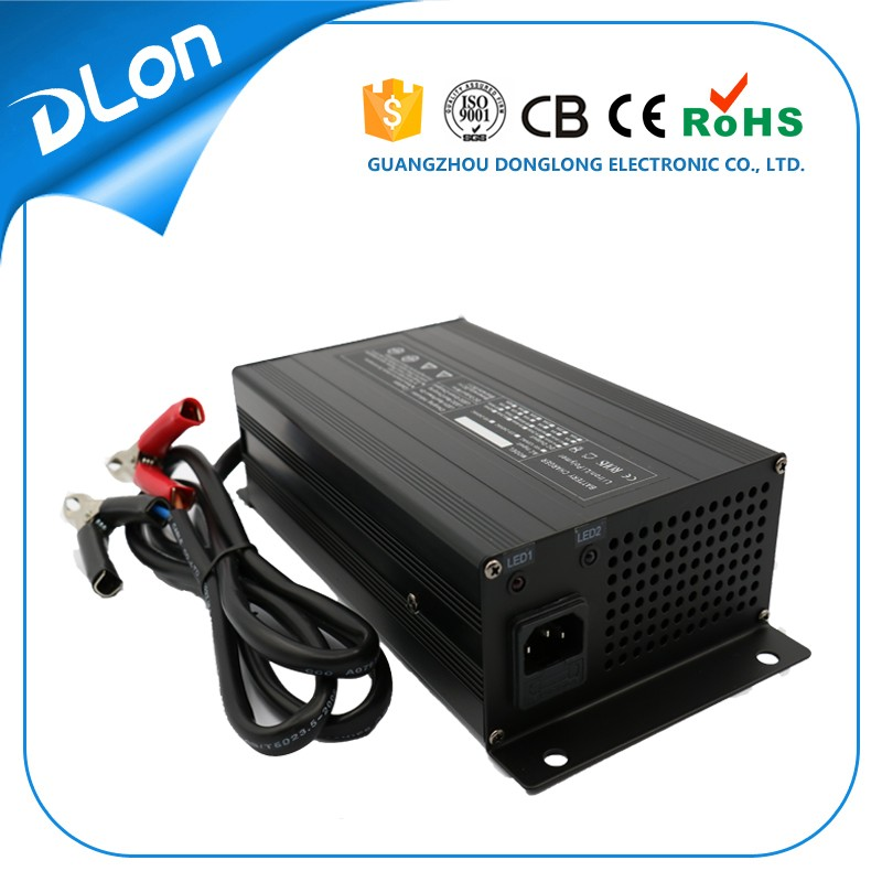 48v 12a electric wheelchair smart lead acid portable battery charger