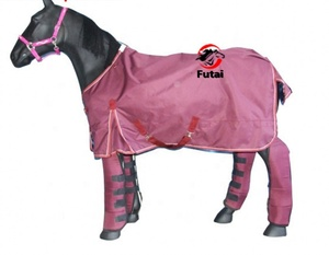 Horse Air Mesh Horse Rugs \ Horse fly Christmas sheet(used for summer )
