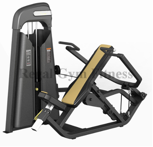 China manufacture Gym kids equipment/Shoulder Press/Weight stack gym