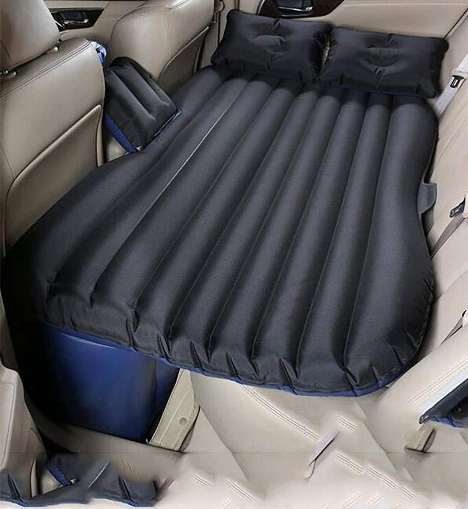 HSDMWJD Car mattress/car air mattress/air bed outdoor inflatable bed rear seat air mattress