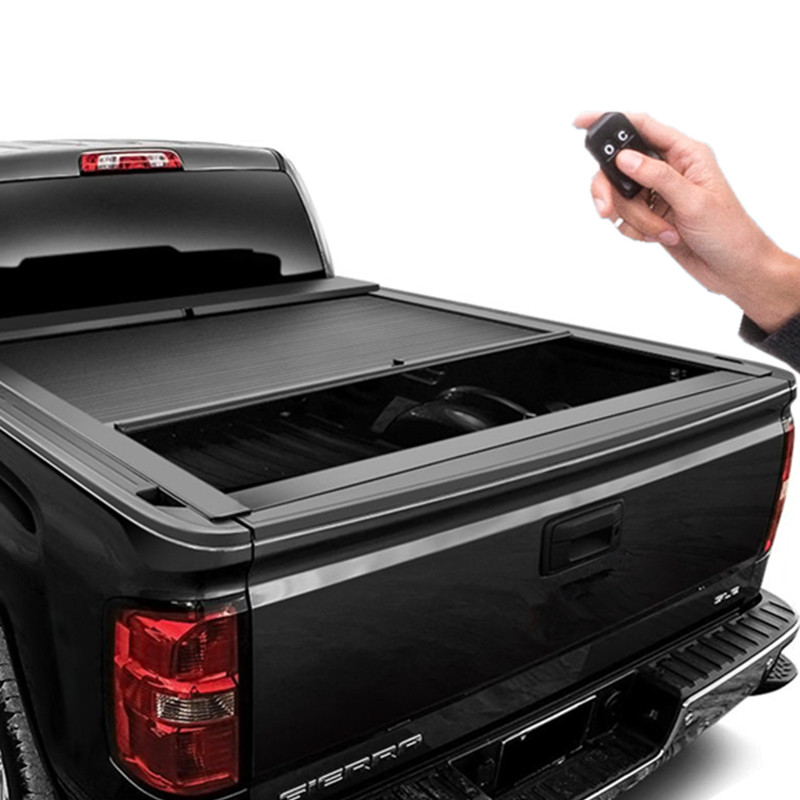 Ksc Auto 2019 New Design Electric Rolling Tonneau Cover Retractable Truck Bed Covers For Ford Ranger T6 T7 Buy Electric Rolling Tonneau Cover Retractable Truck Bed Covers Tonneau Cover For Ranger Product On
