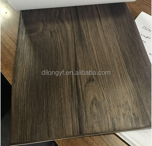 wood grain lamination PVC film for PVC wall panel and PVC ceiling panel