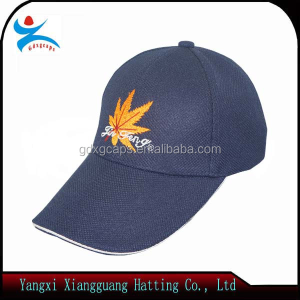 china high qualitysix panel embroidery patch logo custom low price baseball cap