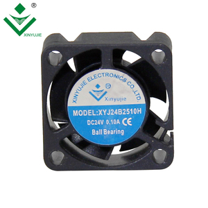 Xinyujie 2510 25x25x10mm 20000 RPM Fan DC 12V 6V Box Fan Wholesale for Carving Machine