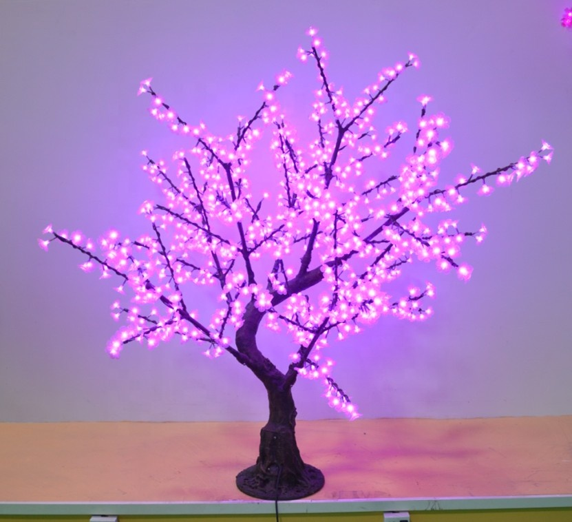 Zhongshan Professional manufacturer of 1.5m Led Cherry tree lights