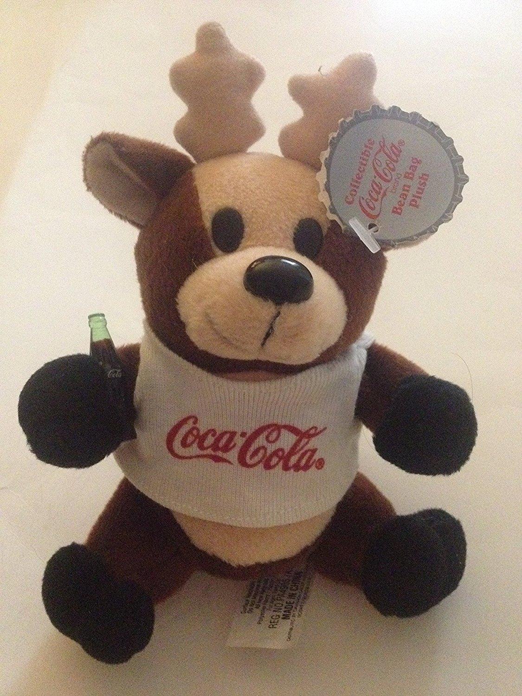 59da5e20a63 Get Quotations · Coca-Cola Reindeer 7