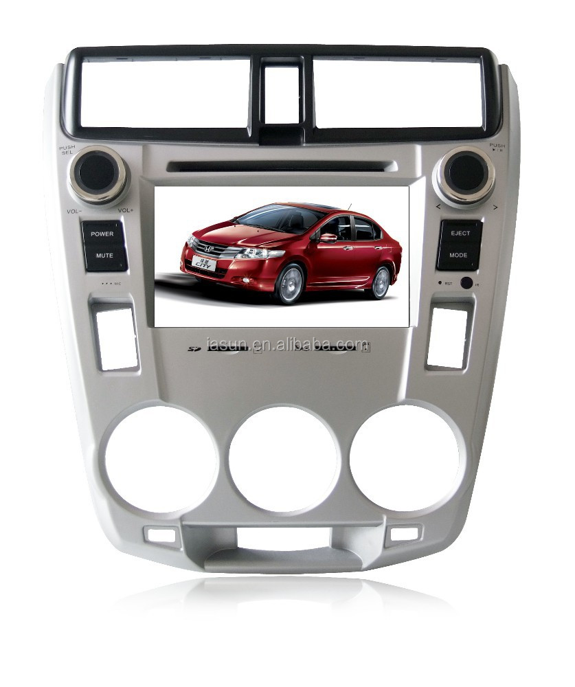 ISUN android car dvd gps for honda fit car dvd player for honda city new car dvd player for honda civic 2014