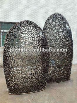 Metall Kunst Skulptur, Große Landschaft Und Gartenskulptur