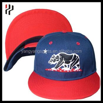 Flat Brim Hiphop Caps Women or men Hot Sale Cap Adjustable Baseball Hats  Hiphop 3D embroidery 7ca572f95