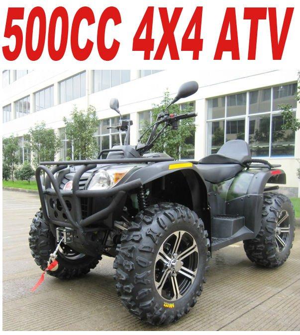 500cc 4x4 Atv Quad (mc-397)