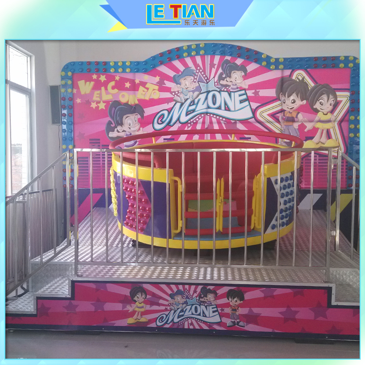 Fashional Design Kids Ride Rotating Used Game Machine Disco for sale