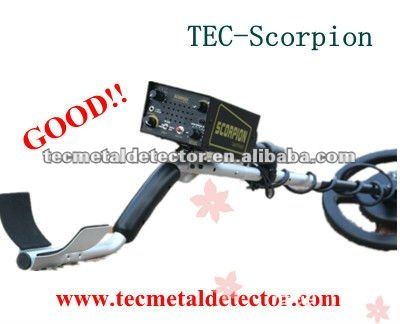 Best Price Precious Stones Metal Detector With LED Display Scorpion