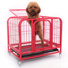 high quality metal welded layer modular small animal dog cage