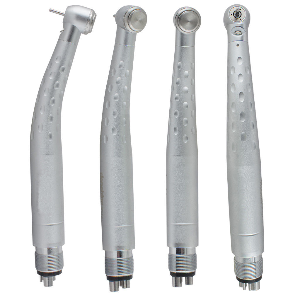 China high powerful LED turbine handpiece with E-generator for dentistry