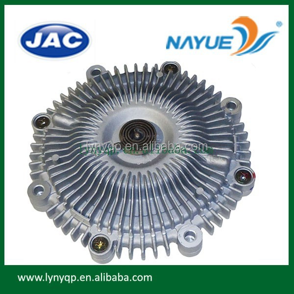 JAC truck spare parts Fan clutch for JAC1040 parts number 1307120FA01