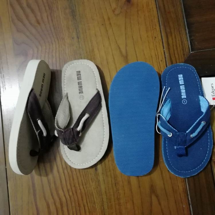 stock lot shoes flip flops child sandal custom kids beach slippers flip flops wholesale