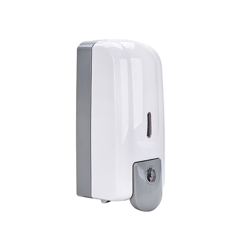 Power plastic Bag Liquid Soap Dispenser wall mounted